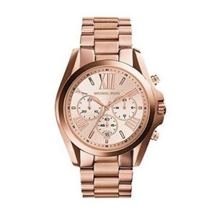 Michael Kors Accessories - Rose Gold Michael Kors watch